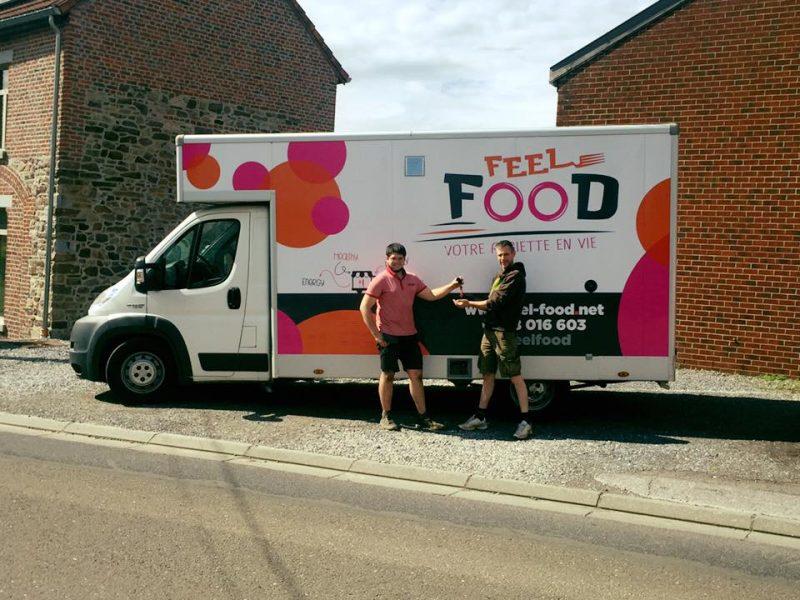 La Caravane Passe - Réalisation - Feel Food